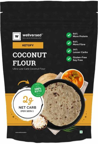 Ketofy Keto Coconut Flour | Ultra Low Carb Coconut Flour