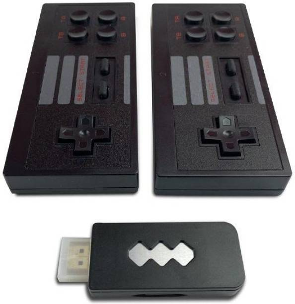 Latest Video Game Player - Extreme Mini Game Box Wireless Handheld Game (620 Games) 1 GB with Contra Limited Edition