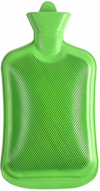 Antil's Non Electric 2L Hot Water Rubber bag for Pain Relief Therapy Pack of 1 Non Electric 2 L Hot Water Bag
