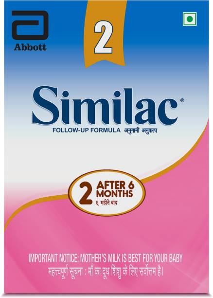 SIMILAC Follow-up Formula (Stage 2)
