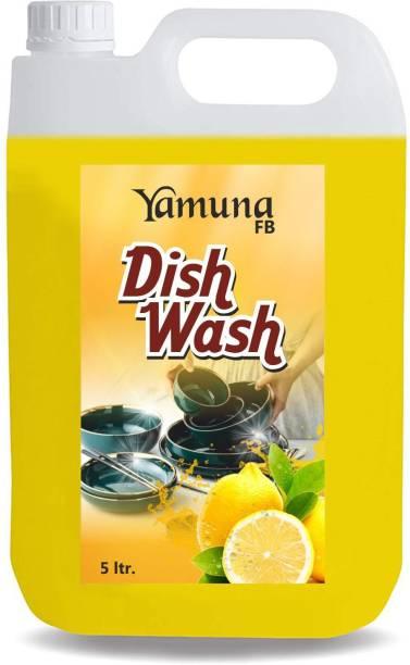 yamuna fb 5 liter Dish_washing_bar Liquid Detergent ( 5 liter) Dishwash Bar