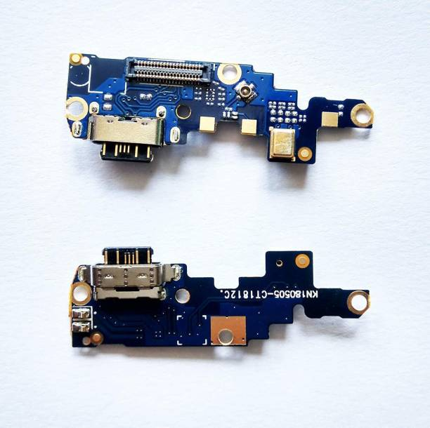 Toughway USB Charging Port Dock Connector Charging Flex Cable Compatible with Nokia 6.1 Plus Nokia 6.1 Plus Charging Connector Flex cable
