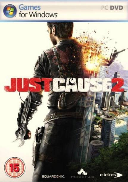 Just Cause 2 ( DVD) (FULL GAME)
