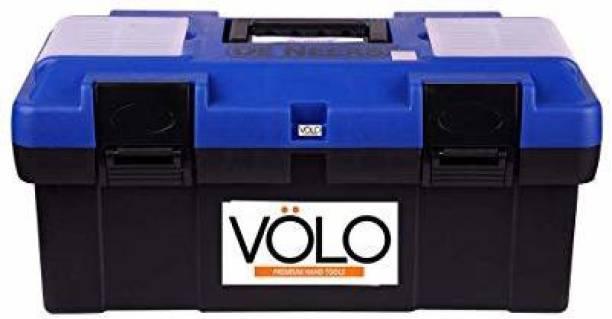 "Volo De Neers 22"" Plastic Tool Box with Organizer (275 x 250 ) Tool Box"