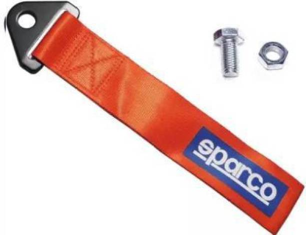Auto MT RED SPARCO TOW BELT & STRAP 0.2 m Towing Cable