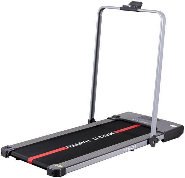 Maxpro PTM-X1 2HP FOLDABLE PRE-INSTALLATED AEROBIC SPORT FITNESS TREADMILL, WALKING PAD WITH LED DISPLAY Treadmill