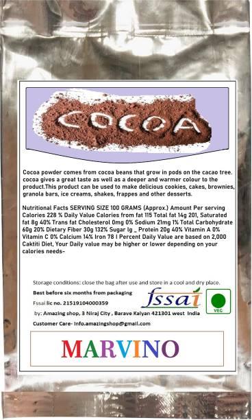 Marvino cocoa powder Cocoa Powder
