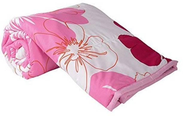 LORIDORI Floral Single AC Blanket