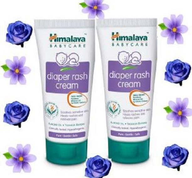 HIMALAYA Diaper Rash Cream - Pack of 2