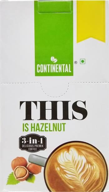 CONTINENTAL THIS Hazelnut Instant Coffee