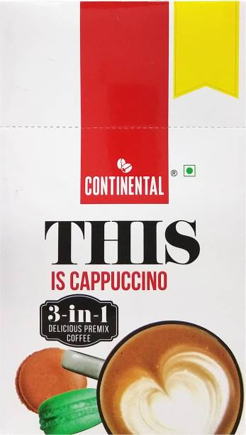 CONTINENTAL THIS Cappuccino Instant Coffee