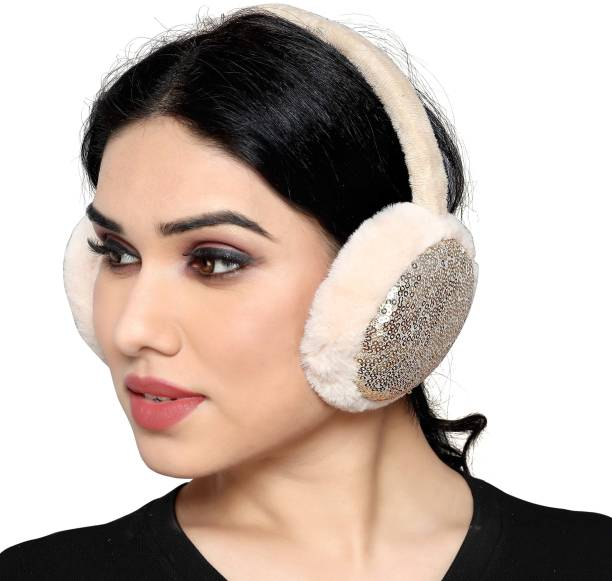 Myy Ear Muffs Small Sequence (Beige) Ear Muff