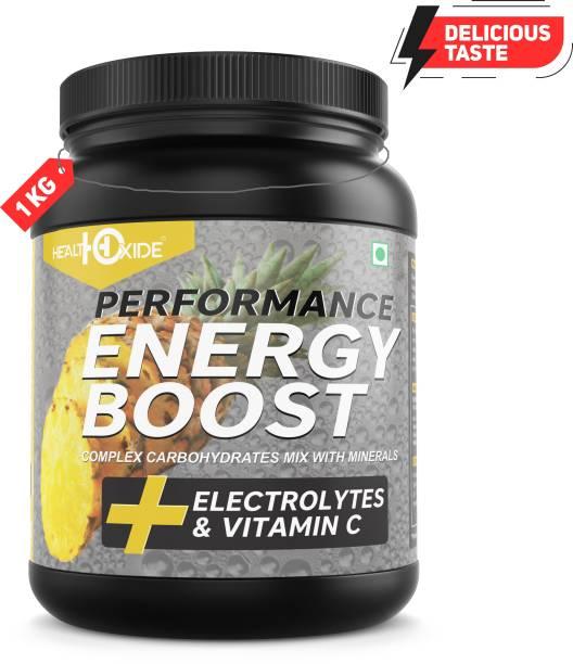 HEALTHOXIDE Energy Boost Extra Power Energy Drink