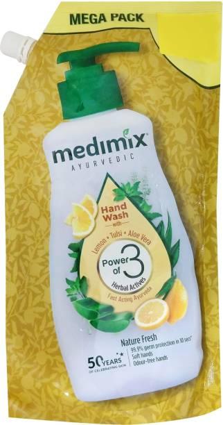 MEDIMIX Ayurvedic Hand Wash Refill Pouch