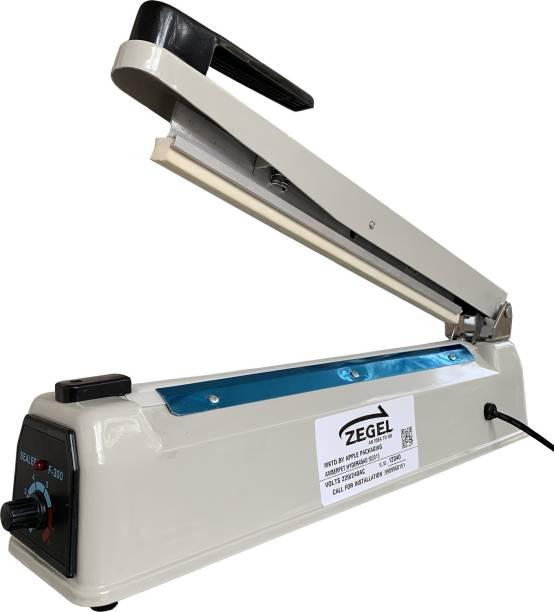 Zegel 10 inches body sealing machine Hand Held Heat Sealer