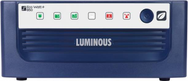 LUMINOUS Eco Watt+ 850 Home UPS Square Wave Inverter