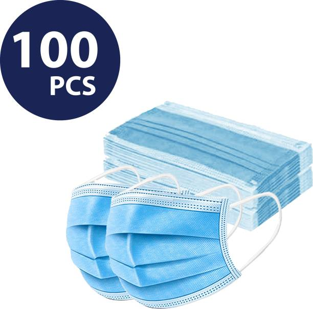 PINNIUM ZP01IUYTNBHJ Water Resistant Surgical Mask With Melt Blown Fabric Layer
