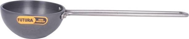 HAWKINS Futura Hard Anodized Tadka Heating Tadka Pan 10 cm diameter 0.2 L capacity