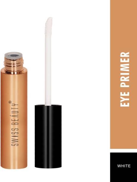 SWISS BEAUTY Eye Primer White Primer  - 3.5 g
