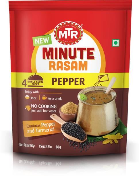 MTR Minute Pepper Rasam 60 g