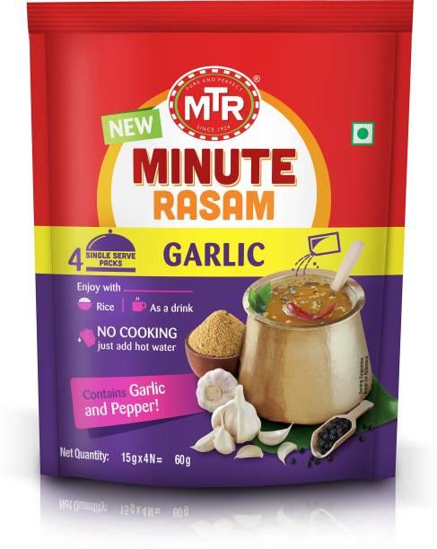 MTR Minute Garlic Rasam 60 g