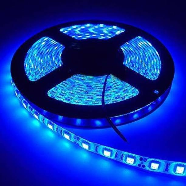 Enormity 196 inch Blue Rice Lights