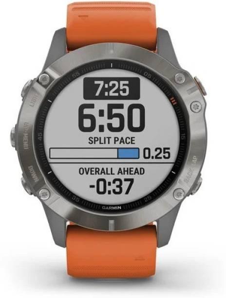 GARMIN Fenix 6 Smartwatch