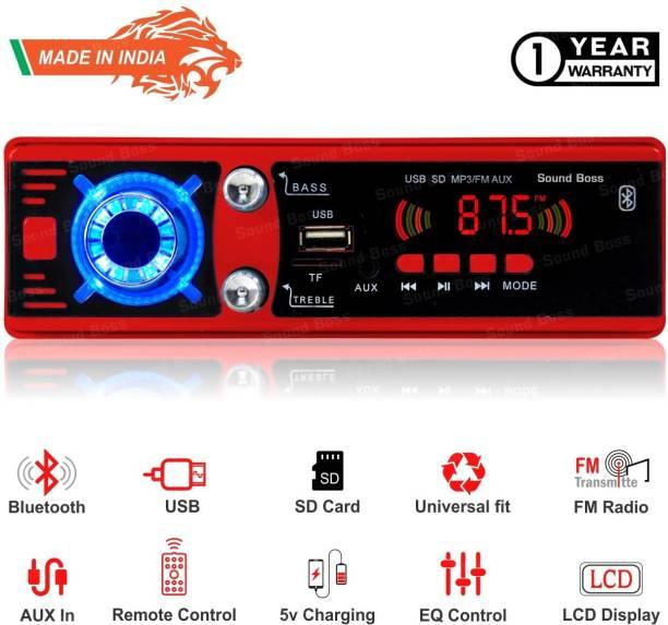 Sound Boss MP3/BLUETOOTH/USB/SD/FM/AUX Car Stereo