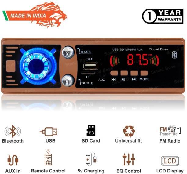 Sound Boss USB/BLUETOOTH/AUX/FM/SD Car Stereo