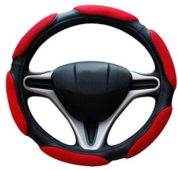 nikavi Hand Stiched Steering Cover For NA NA