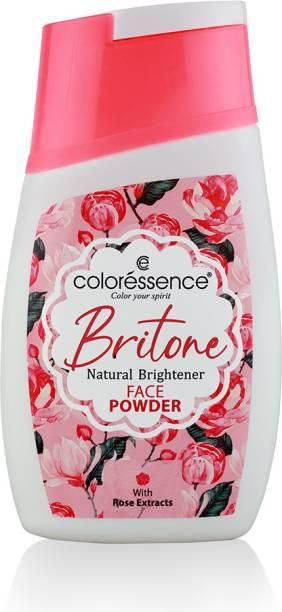 COLORESSENCE Britone Natural Brightener Face Powder Compact