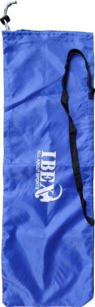 IBEX Yoga Mat Cover Blue Bat Cover Free Size