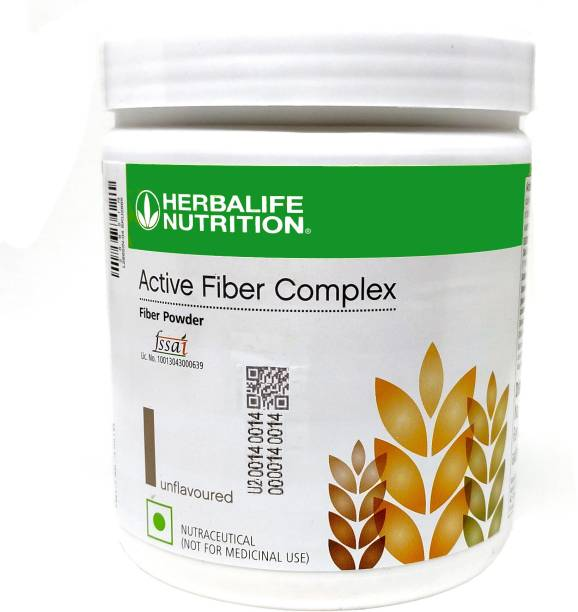 Herbalife Nutrition Active Fiber Complex For Good Digestive Health Unflavored Powder