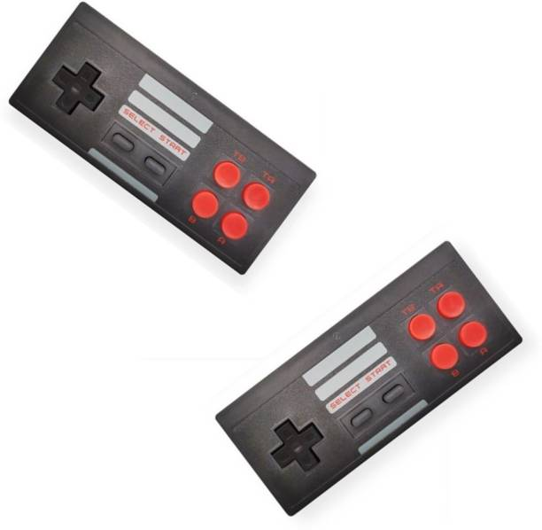Extreme Mini Game Box 620 Games AV-Out TV Video Game Players 2.4G Dual Wireless Gamepads for Two Player Legacy Edition