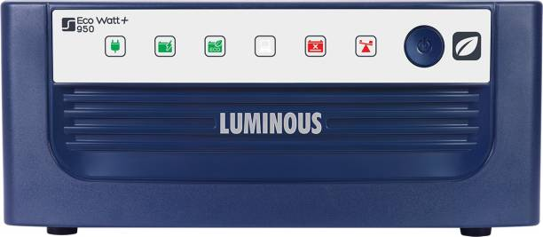 LUMINOUS Eco Watt+ 950 Home UPS Square Wave Inverter