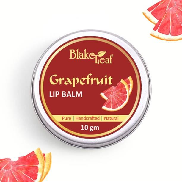 blake leaf cosmetics Blake Leaf grapefruit Natural Handmad, Chemical & Paraben Free Lip Balm For Dry & Chapped Lips grapefruit
