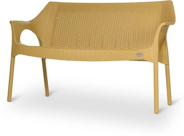 Supreme Cambridge Love Seat for Home & Garden Plastic Outdoor Chair