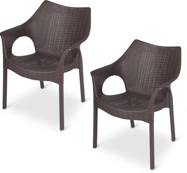 Supreme Cambridge for home and garden Plastic Outdoor Chair