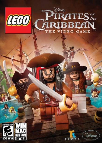 LEGO pirates of the Caribbean (STANDARD)