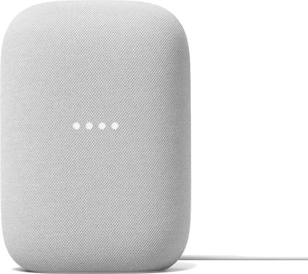 Google Nest Audio with Google Assistant Smart Speaker