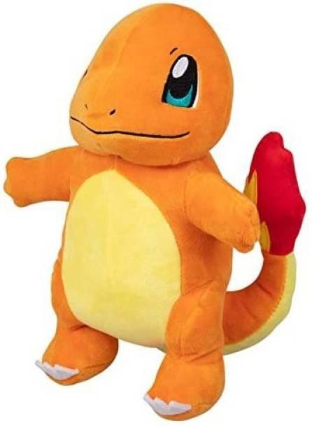 "POKEMON Pokémon Charmander Plush Stuffed Animal Toy 8""  - 7.28 inch"