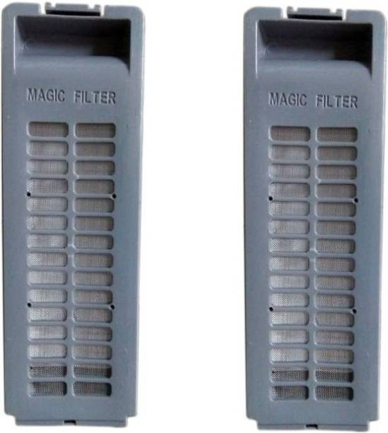 PBROS 2 Pieces Magic Filter or Lint Filter Suitable for Samsung Washing Machine Washing Machine Net