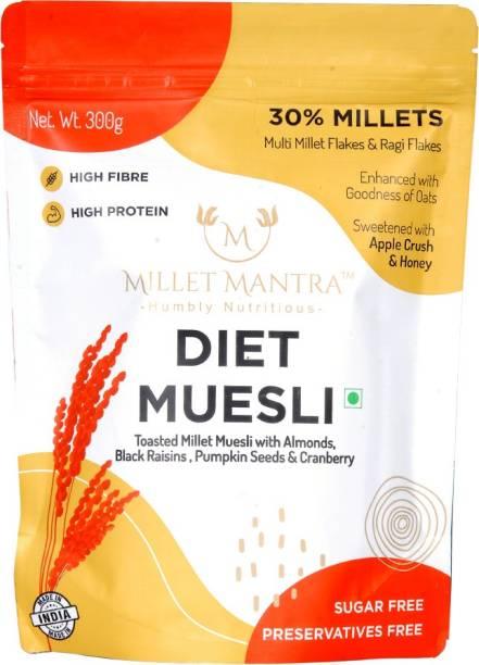 Millet Mantra Diet Muesli pack of 3