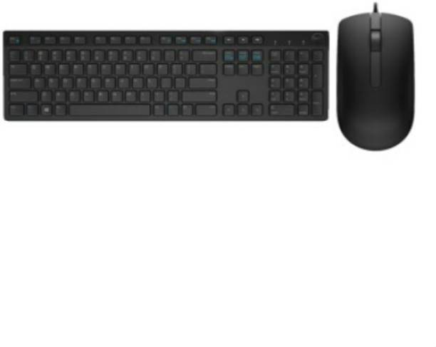 DELL KB216 & MOUSE Wired USB Multi-device Keyboard