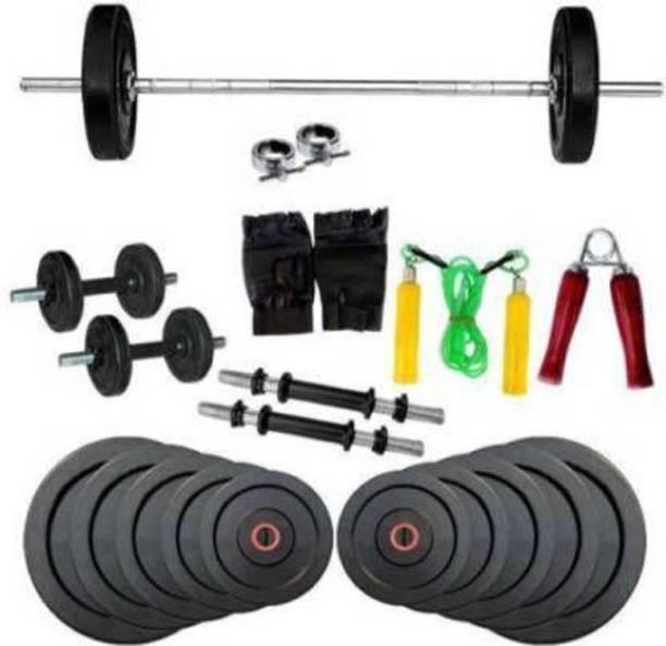 Mahadev Sports 08 Kg Home Gym Set Gym & Fitness Kit