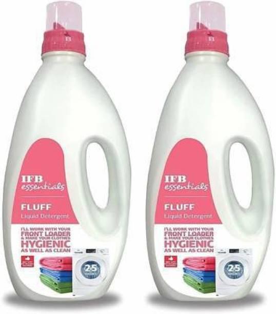 IFB Front Load Washing Machine Multi Fragrance Liquid Detergent - 2L Multi-Fragrance Liquid Detergent