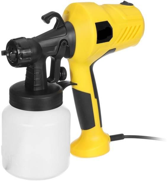 BUILDSKILL Latest Heavy Duty 700W DIY Home Professional BPS2000-Yellow HVLP Sprayer