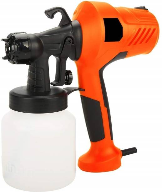 BUILDSKILL Latest Heavy Duty 700W DIY Home Professional BPS2000-Orange HVLP Sprayer