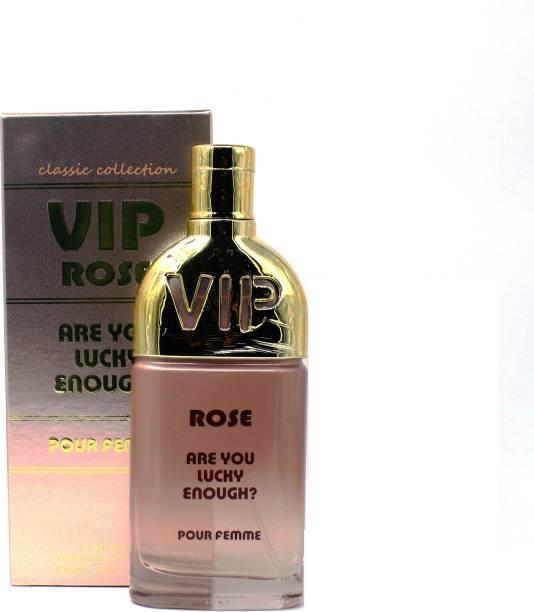 Classic Collection VIP Rose pour femme Eau de Parfum  -  100 ml