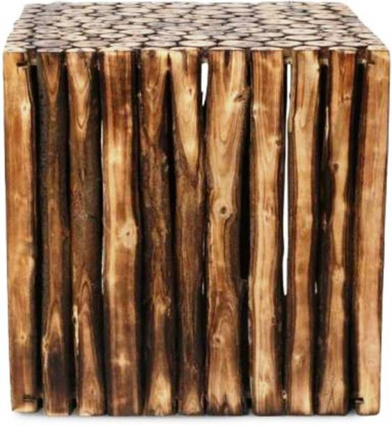 Home Collection Bamboo Side Table